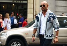 Tommy Ton's Street Style: Paris: Style: GQ - ...and this one doesn't fail.