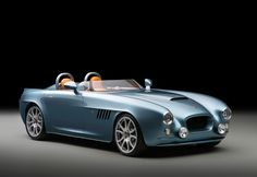 #Bristol #cars has revealed its first new car since 2003 - the #Bullet.