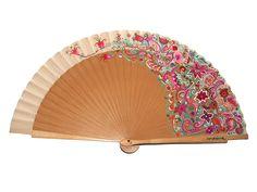 Fan Decoration, Paisley, Diy Fan, Artsy, Hand Fans, Fancy, Diy Crafts, Cool Stuff, Antiques