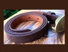 Polo Ralph Lauren Belt Brown Leather Belt Gold Brass Buckle image 4 Leather Belt Buckle, Brass Buckle, Belt Buckles, Polo Ralph Lauren, Vintage Fashion, Buy And Sell, Gold, Stuff To Buy, Accessories