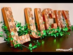 Lucky Penny Letters - Made By Marzipan