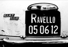 Personalised vintage Fiat 500 place... Any time, any place, anywhere! Bespoke to fit your wedding location and date!