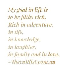 Its good to have goals #TCLInspiration Do you have goals?