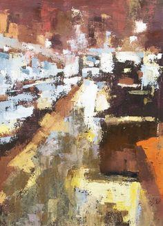 "Saatchi Art Artist Wenjing Wu; Painting, ""Something Sweet"" #art"