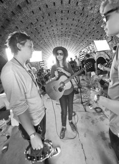 Of Monsters and Men. I just love them so much<3