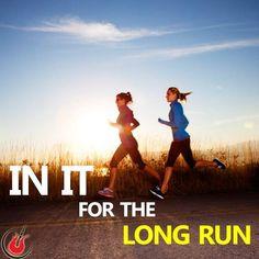 Reward yourself for a rockin' run!