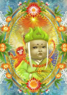 ●HC學生作品【畫框系列★十二西遊星12 Journey star】 (系列)(松山同學)  ●【畫框系列-西遊記-唐三藏-HOELEX  1.牛魔王(祐) 2.蜘蛛精(珊) 3.豬八戒(德) 4.銀角(貓) 5.唐三藏(浩) 6.孫悟空(彬) 7.鐵扇公主(儷) 8.龍馬(俐) 9.白骨精(晨) 10.沙悟淨(九) 11.金角(君) 12.海龍王(王) 13.哪吒(慈) 14.二郎神(明) 15.紅孩兒(純)  .............................................................. HOELEX:  美式畫法搭配中國題材XDDD 最近走的感覺都很跳痛派? 意外看到大家心目中的西遊記也蠻有趣的哈哈!! 我還蠻適合畫宗教圖的嗎XD哈哈 好像有種要升天的感覺XD      學生作品>>> http://blog.yam.com/hoelex/article/39880945