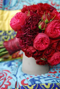 find this pin and more on flowers to hold red bouquets here is garden roses