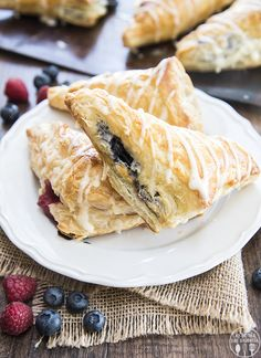 These blueberry turnovers are light and flaky and filled with a sweet blueberry filling and are so delicious for breakfast or dessert! **These blueberry turnovers are madeusingSPLENDA®Sweeteners as part of a sponsored post for Socialstars #SplendaSweeties #SweetSwaps #MadeInAmerica All opinions are my own. It's ending the near of summer season, and I'm hanging on to...Read More »