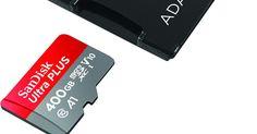 SanDisk inova ao lançar um cartão microSD com 'míseros' 400 GB. Technology Updates, Weird Stories, World's Biggest, Cards, Funny Pics, Tools, Twitter, Life, Fanny Pics