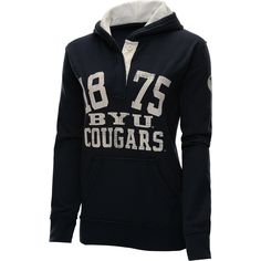 Colosseum Women's BYU Cougars Pacifica Hoodie - SportsAuthority.com