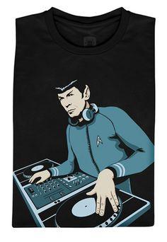 and Play DJ Spock Music Pics, Music Images, Dj Music, Dance Music, Music Stuff, Techno, Vinyl Music, Vinyl Records, Cultura Nerd