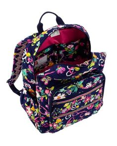 Vera Bradley backpack I really wants this super bad for highschool!!!