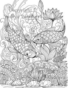 83 Best Fish Colouring Pages Images On Pinterest Coloring Pages