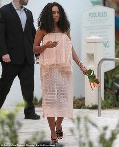 Solange Knowles in Miami.