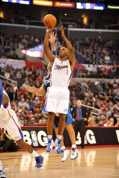 Chauncey Billups, Los Angeles Clippers