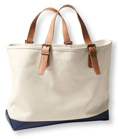 Women's Signature Somerset Canvas Tote | Free Shipping at L.L.Bean