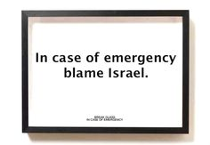 """""""En ese periodo, Israel fue objeto de reprensión por parte de la ONU en 422 ocasiones, mientras que los demás países en su conjunto sólo recibieron 295 resoluciones negativas. Para hacerse un…"""