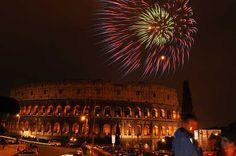 Spettacolo realizzato a Roma in occasione del Capodanno Cinese dalla Pirotecnica Morsani - Rieti - Italy.  Show in Rome for the Chinese New Year, made by Morsani Pyrotechnics - Rieti - Italy