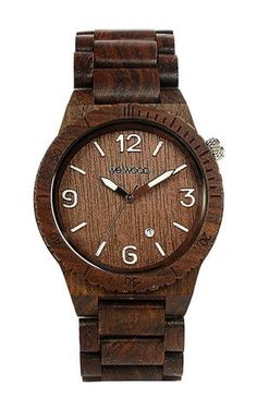 COol Wooden Watches - WeWOOD ALPHA CHOCOLATE | WeWOOD Wooden Watches - The Original Wood Watch  - Who Wooden? Who Wouldn't!