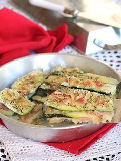 Zucchini Prosciutto e Formaggino