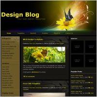 Default Web Site Page Html And Css Templates, Css Website Templates, Bootstrap Template, Best Templates, Web Design, Design Blogs, Make Design, Menu Maker, Powerpoint Free