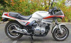 1983 Suzuki XN85 Turbo
