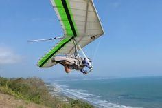 Hang Gliding and Paragliding in Ecuador   Your Escape to Ecuador