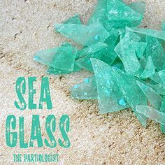 How about this for a unique mermaid party favor: homemade sea glass candy! Yes – this is edible sea glass. Isn't it beautiful? Kim of The Partiologist is the creative talent who came up with this idea. She made a simple hard candy, colored it ...