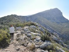 Hiking in Provence, France: Sainte-Victoire Mountain