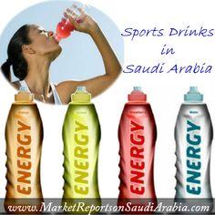#SportsDrinks in #SaudiArabia