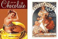 Chocolate, Cadbury's, Nestle, Fry's, Rowntree's, Vintage adverts