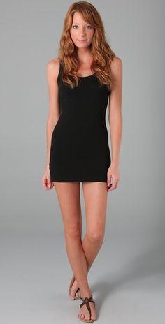 little black dress...but not too sexy