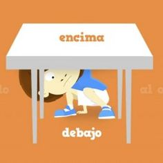 Spanish prepositions song and video