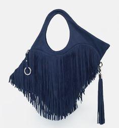 Burgundy Bag, Bow Bag, Denim Ideas, Best Purses, Denim Crafts, Recycle Jeans, Fringe Bags, Denim Patchwork, Unique Bags