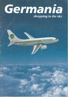 Bordmagazin - Germania 1/98