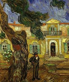 St-Remy-de-Provence - Van Gogh...Strokes of Sadness