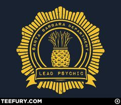 Pineapple Brigade by Doc_1sh - Shirt sold on July 8th at http://teefury.com