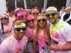 """"""" with leaders Port Elizabeth, Head To Toe, Running, Fitness, Color, Twitter, Healthy, Fun, Keep Running"""