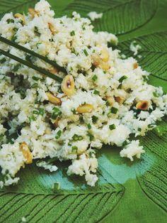 Semoule de chou-fleur : Recette de Semoule de chou-fleur - Marmiton