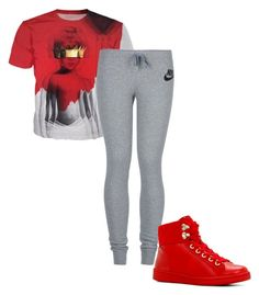 Work Work Work by gracie-sophia on Polyvore featuring polyvore, NIKE, ALDO, fashion, style and clothing
