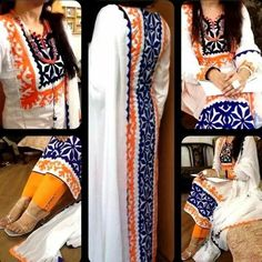 Cute Lawn Kameez. Its great for summer.