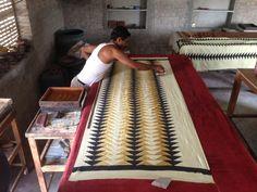 A Conversation with Block Shop Textiles Fabric Painting, Fabric Art, Fabric Design, Print Design, Graphic Design, Textile Patterns, Textile Prints, Print Patterns, Shibori