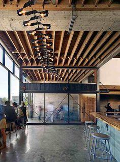 Modern, Restaurants