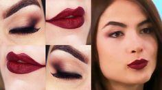 Tutorial – maquiagem da Margot Maria Casadevall em I Love Paraisópolis