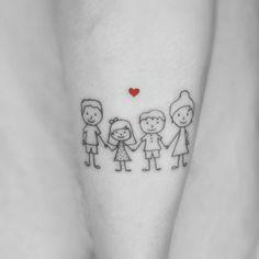 Ewigkeits Tattoo, Tattoo Mama, Mommy Tattoos, Sibling Tattoos, Mother Tattoos, Family Tattoos, Piercing Tattoo, Small Sister Tattoos, Small Quote Tattoos