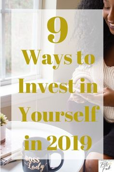 9 Ways to Invest in Yourself in 2019 Ways To Save Money, Money Saving Tips, How To Make Money, Money Tips, Self Development, Personal Development, Savings Planner, Budgeting Tips, Money Matters