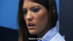 Dexter- Jennifer Carpenter as Debra Morgan. Love her attitude and classy-ass mouth. Deb Morgan, Dexter Morgan, Jennifer Carpenter, Favorite Words, Favorite Tv Shows, Music Heals, Smiles And Laughs, Music Tv, Best Shows Ever