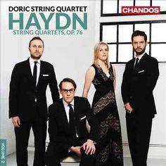 Doric String Quartet - Haydn: String Quartets: Vol. 2
