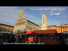 Top 5 Underrated Europe Travel Destinations